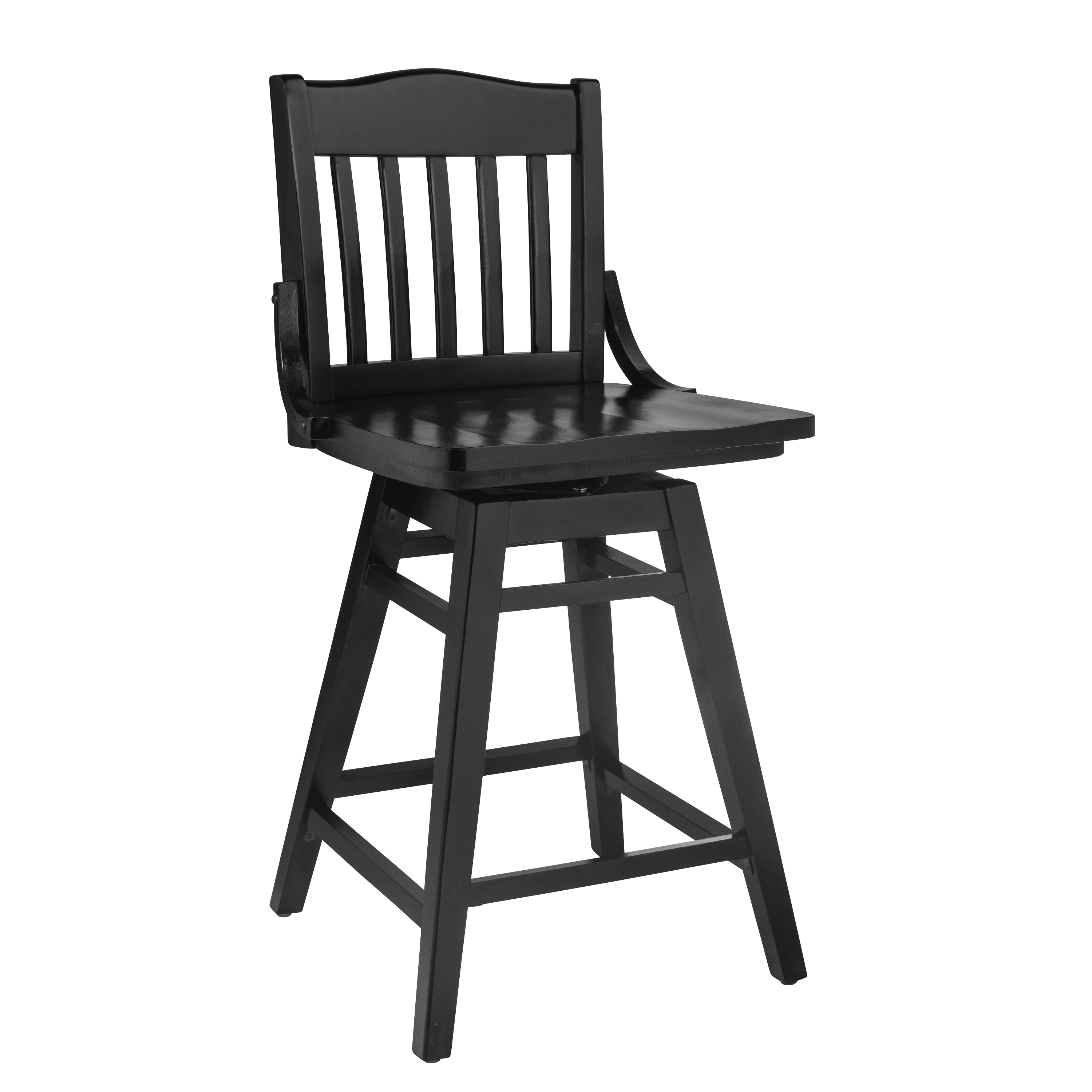 Admirable Schoolhouse Swivel Counter Stool Unemploymentrelief Wooden Chair Designs For Living Room Unemploymentrelieforg